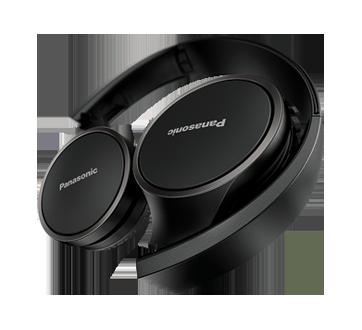 Image 2 du produit Panasonic - Casque d'écoute sans-fil, noir, 1 unité