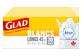 Vignette du produit Glad - Sacs à ordures blancs longs avec senteur fraîche et propre de Febreze, 30 unités