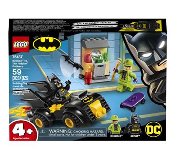 Batman et le vol du Sphinx, 1 unité