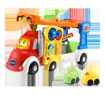 Go! Go! Smart Wheels Big Rig Car Carrier, version anglaise, 1 unité