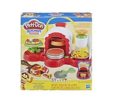 Play-Doh - Four à pizza jouet avec 5couleurs de pâte Play-Doh atoxique, 1 unité