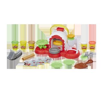 Image 2 du produit Hasbro - Play-Doh - Four à pizza jouet avec 5couleurs de pâte Play-Doh atoxique, 1 unité