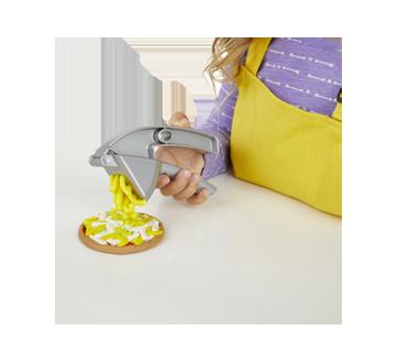 Image 4 du produit Hasbro - Play-Doh - Four à pizza jouet avec 5couleurs de pâte Play-Doh atoxique, 1 unité
