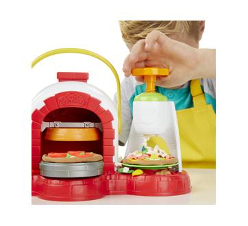 Image 5 du produit Hasbro - Play-Doh - Four à pizza jouet avec 5couleurs de pâte Play-Doh atoxique, 1 unité