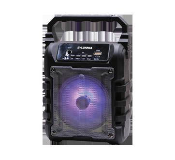 Haut-parleur Bluetooth avec FM et USB, 1 unité