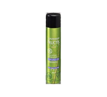 Fructis Style - Fixatif, 281 ml, tenue & flex, ultra fort