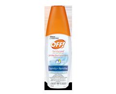 Image du produit Off - Protection familiale chasse-moustiques famille vague d'été, 175 ml