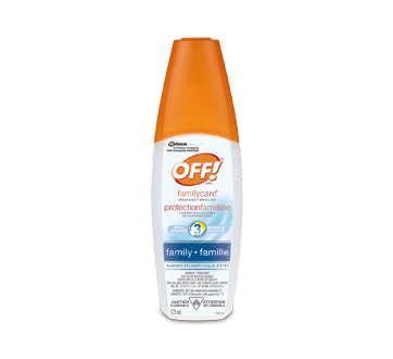 Protection familiale chasse-moustiques famille vague d'été, 175 ml