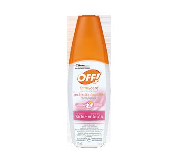 Protection familiale chasse-moustiques en vaporisateur, 175 ml, fraîcheur tropicale