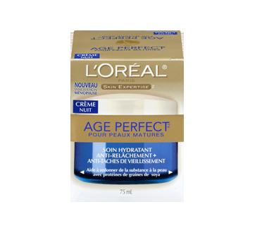 Image 3 du produit L'Oréal Paris - Age Perfect crème hydratante nuit, 75 ml