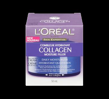 Crème hydratante jour/nuit anti-âge avec collagène, 50 ml
