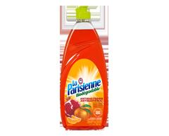Image du produit La Parisienne - Liquide à vaisselle et savon à mains biodégradable et antibactérien, 740 ml, grenade et tangerine
