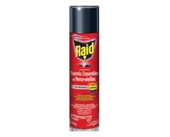 Image du produit Raid - Insecticide pour fourmis, coquerelles et perce-oreilles , 1 unité