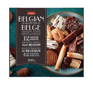 Collection de Biscuits au chocolat Belge, 400 g