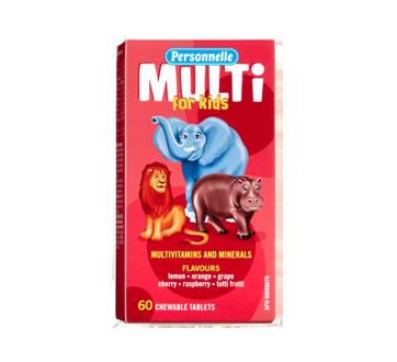 Image 2 du produit Personnelle - Multi pour enfants, 60 unités