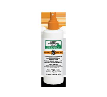 Great Outdoors insectifuge en vaporisateur sans DEET, 200 ml, 20% icaridine