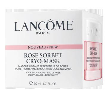 Rose Sorbet Cryo-Mask masque lissant perfecteur de pores, 50 ml