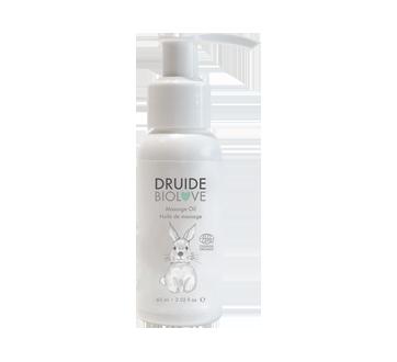 Biolove huile de massage, 60 ml