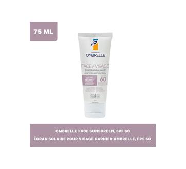 Image 3 du produit Ombrelle - Crème visage, 75 ml, FPS 60