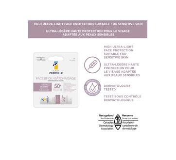 Image 2 du produit Ombrelle - Bâton visage, 9 g, FPS 60