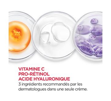 Image 4 du produit L'Oréal Paris - Revitalift Triple Power LZR crème de jour anti-âge avec pro-rétinol, vitamine C et acide hyaluronique, 50 ml