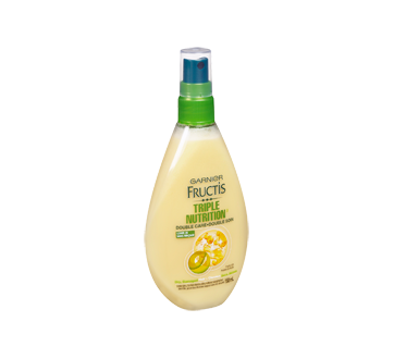 Image 2 du produit Garnier - Fructis Triple Nutrition Double Soin, 150 ml