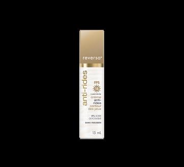 Crème anti-rides contour des yeux 4% FPS 15 UV, 15ml