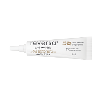 cr me anti rides contour des yeux 4 fps 15 uv 15 ml reversa peau normale jean coutu. Black Bedroom Furniture Sets. Home Design Ideas