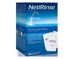 Image du produit HydraSense - Formule de sels apaisants NetiRinse, 60 unités