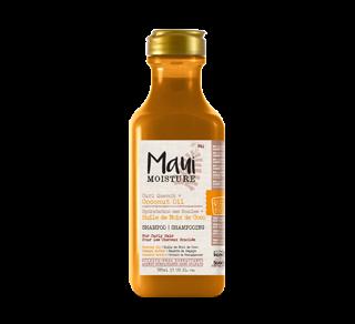 Hydratation des boucles shampooing huile de coco, 385 ml