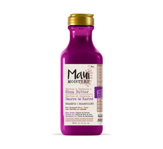 Cheveux abîmés shampooing beurre de karité, 385 ml