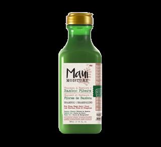 Cheveux fins et fragiles shampooing fibres de bambou, 385 ml
