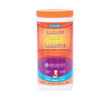Image du produit Personnelle - Laxatif mucilagineux, 600 g, arôme d'orange