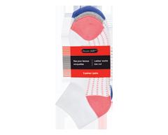 Image du produit Studio 530 - Bas protège-pieds pour femmes, 3 paires
