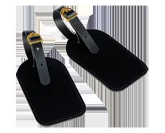 Image du produit PJC - Ensemble d'étiquettes à bagages, 2 unités