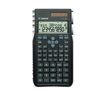 Calculatrice scientifique 250 fonctions, 1 unité
