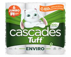 Image du produit Cascades - Tuff Enviro essuie-tout, 6 unités