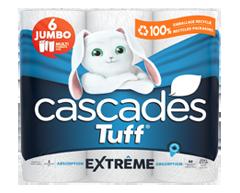 Image du produit Cascades - Tuff essuie-tout absorption extrême, 6 unités