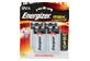 Vignette du produit Energizer - Max piles alcalines 9V
