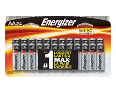 Image du produit Energizer - Max AA piles, 24 unités