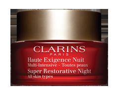 Image du produit Clarins - Multi-Intensive crème haute exigence nuit, 50 ml , Toutes peaux