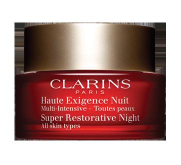 Multi-Intensive crème haute exigence nuit, 50 ml, toutes peaux