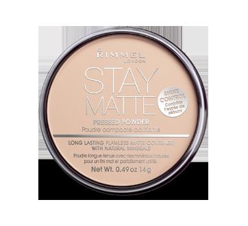 Stay Matte poudre compacte mattifiante, 14 g