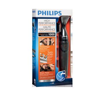 Multigroom Series 1000 accessoire pour la barbe ultraprécis, 1 unité