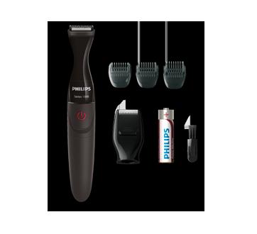 Image 2 du produit Philips - Multigroom Series 1000 accessoire pour la barbe ultraprécis, 1 unité