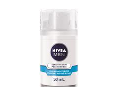 Image du produit Nivea Men - Crème hydratante rafraîchissante peau sensible, 50 ml