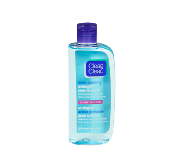 Image 3 du produit Clean & Clear - Essentials astringent action profonde peau sensible, 235 ml