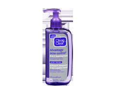 Image du produit Clean & Clear - Advantage Acne Control nettoyant moussant 3-en-1 contre l'acné, 240 ml