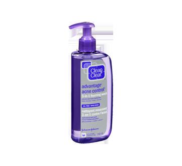 Image 2 du produit Clean & Clear - Advantage Acne Control nettoyant moussant 3-en-1 contre l'acné, 240 ml