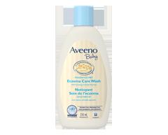 Image du produit Aveeno Baby - Nettoyant corporel soin de l'eczéma, 236 ml
